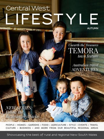 16 Central West Lifestyle Autumn 2017 By Regional