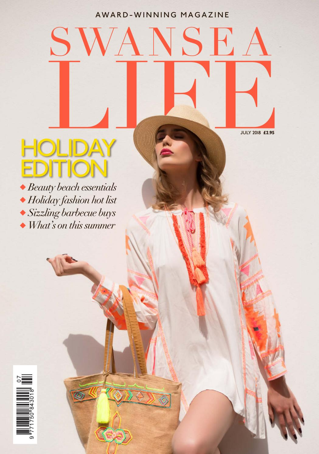 e33c01f68c8 Swansea Life July 2018 by Swansea Life - issuu