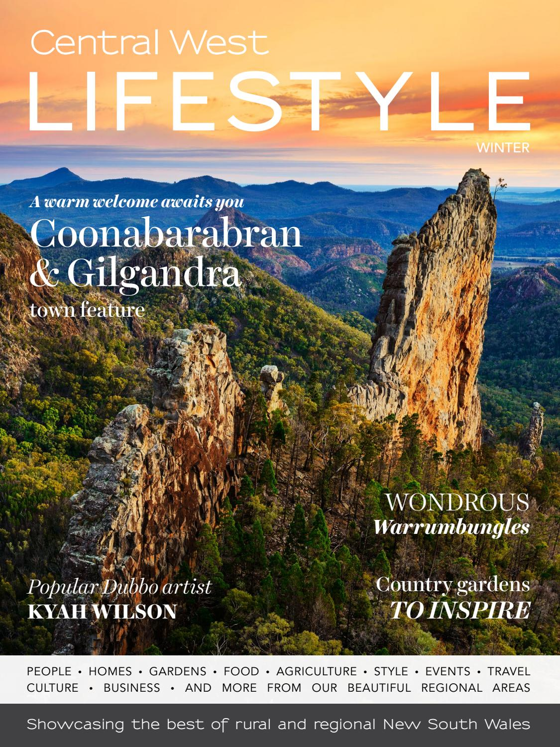 #17 Central West Lifestyle | Winter 2017 by Central West Lifestyle Magazine  - issuu