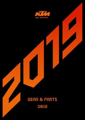 KTM Gear & Parts 2019 by KTM Bike Industries - issuu X Pocket Bike Cc Wiring Diagram on