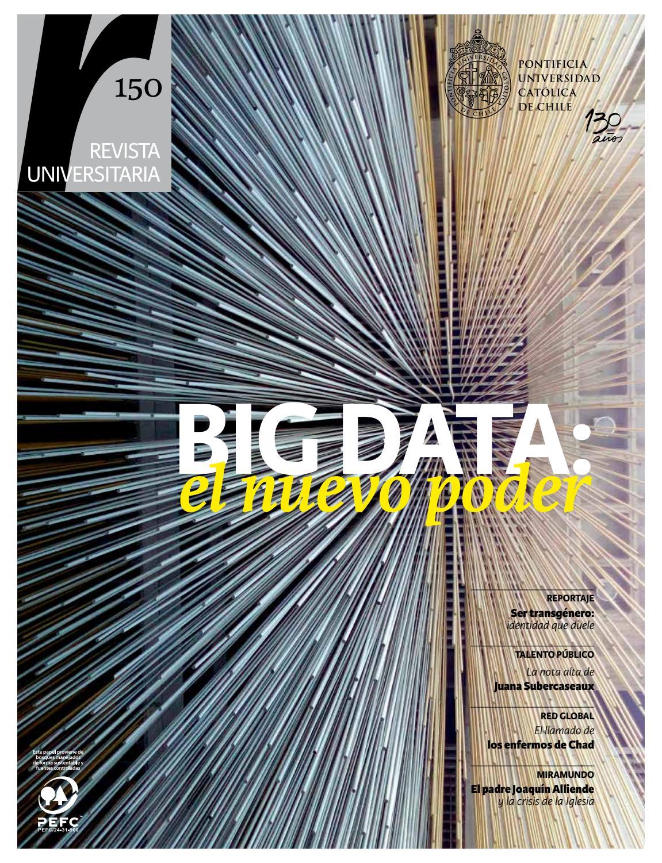 d40ab5981 RU N°150 by Publicaciones UC - issuu