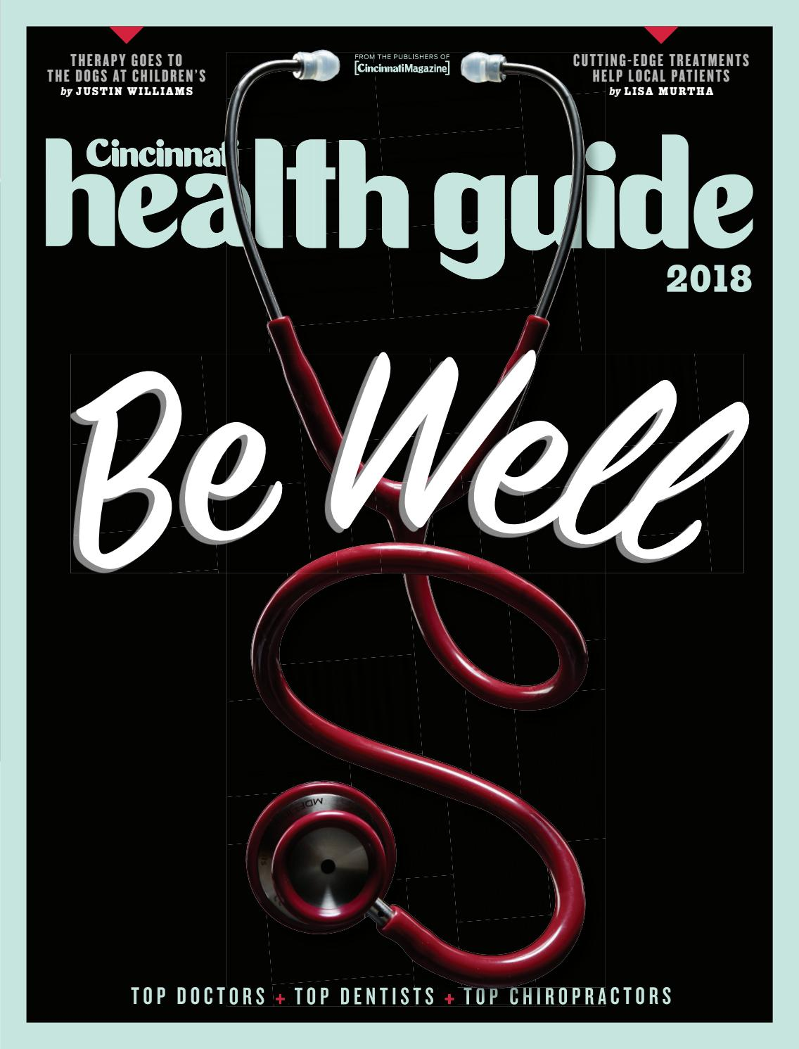 Cincinnati Magazine Health Guide 2018 by Cincinnati Magazine
