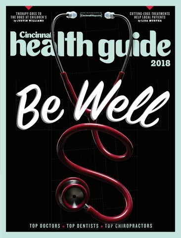 Cincinnati Magazine Health Guide 2018 by Cincinnati Magazine - issuu