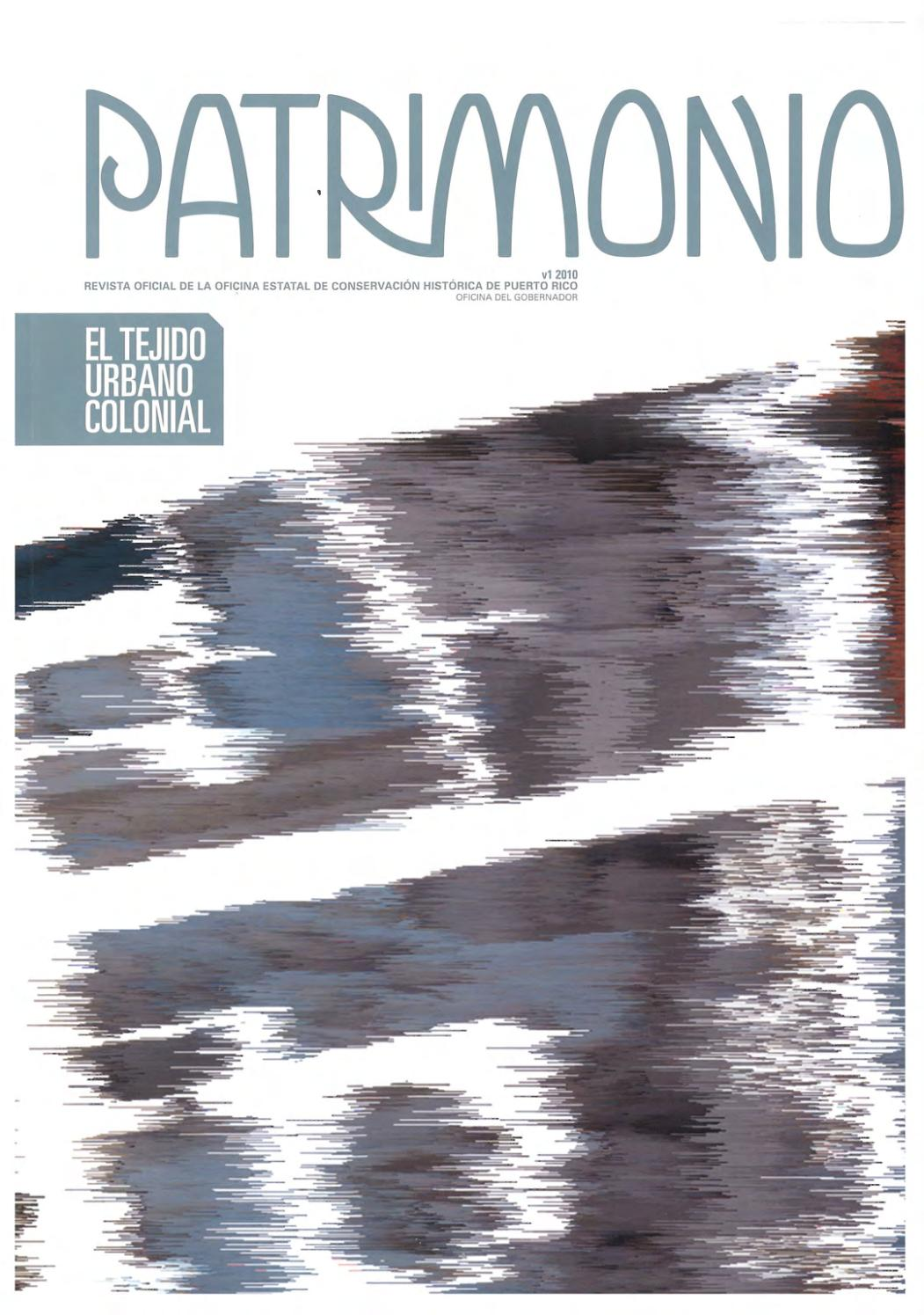 Patrimonio Volumen I by prshpo - issuu