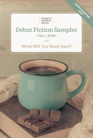 6e3ac8e05f6f Debut Fiction Sampler  Fall 2018 by PRH Library - issuu