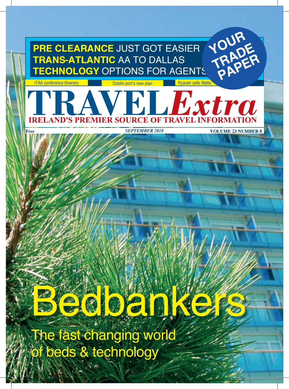 Travel Extra October 2018 by Travel Extra - issuu