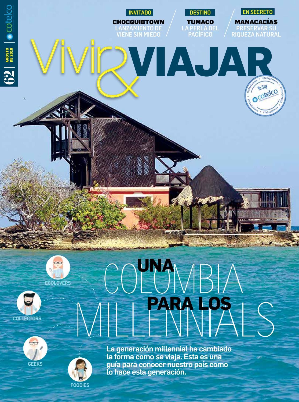 9888ac9a352 Vivir   Viajar edición 62 by Revistas Cotelco - issuu