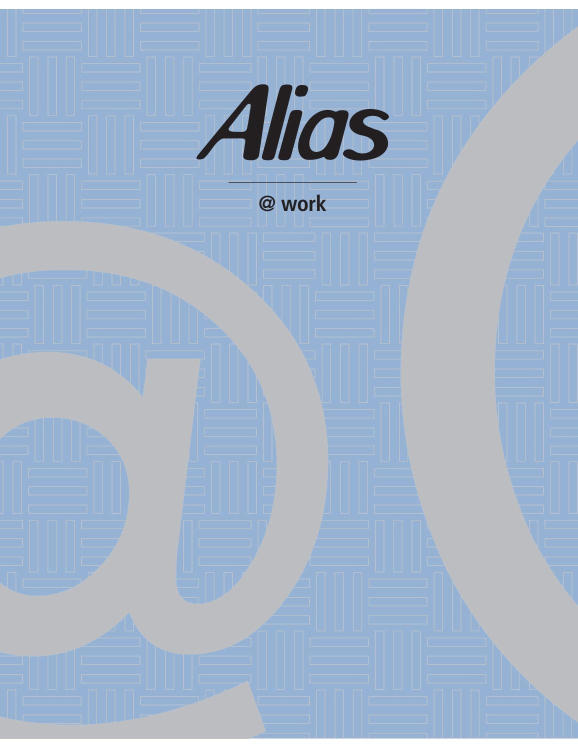 Tavolo Il Volo Alias.Alias Work 2018 By Inform Interiors Issuu