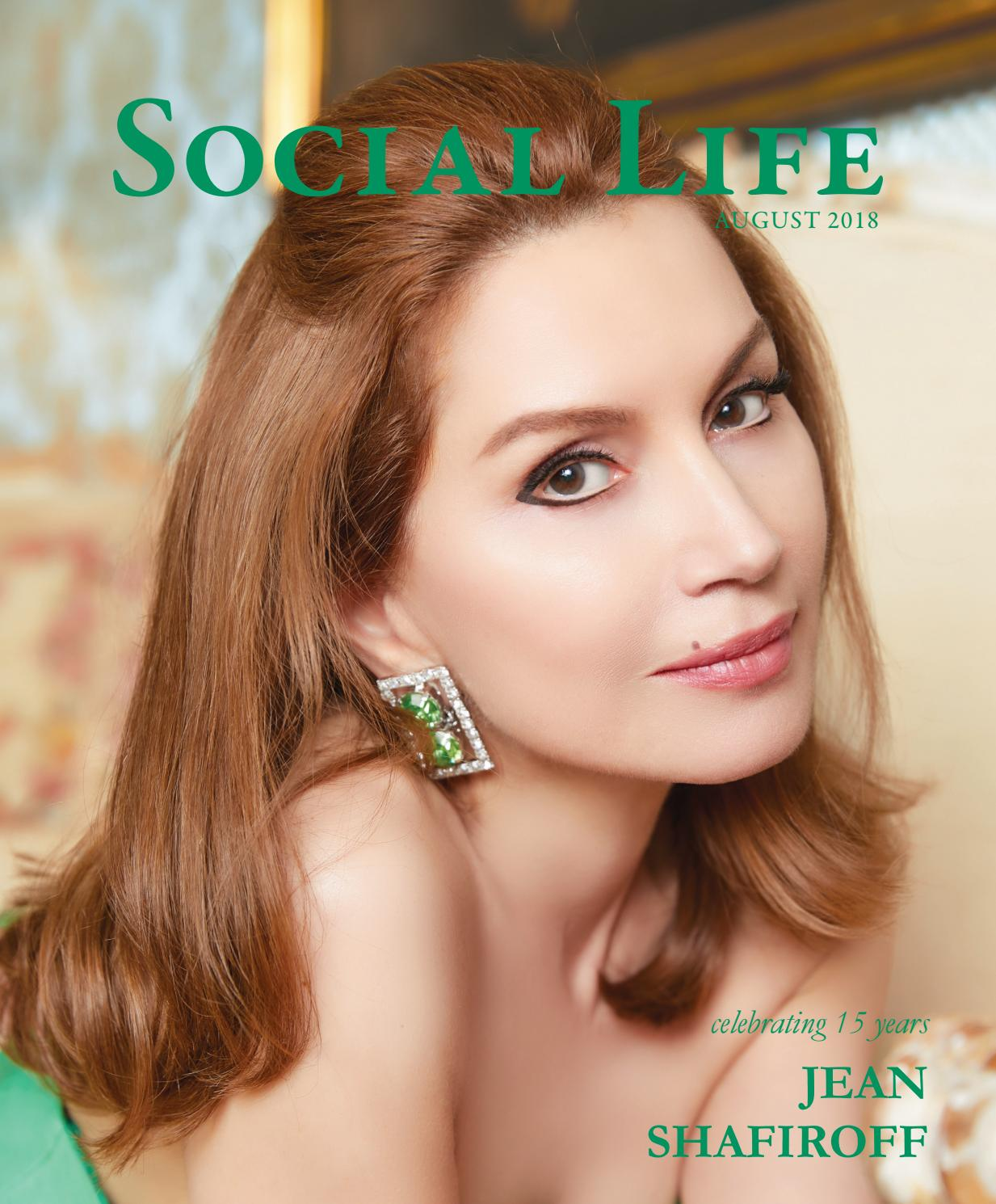 Social Life August 17 2018 Jean Shafiroff By Barbara Hair Styling Spray 450 Ml Magazine Issuu