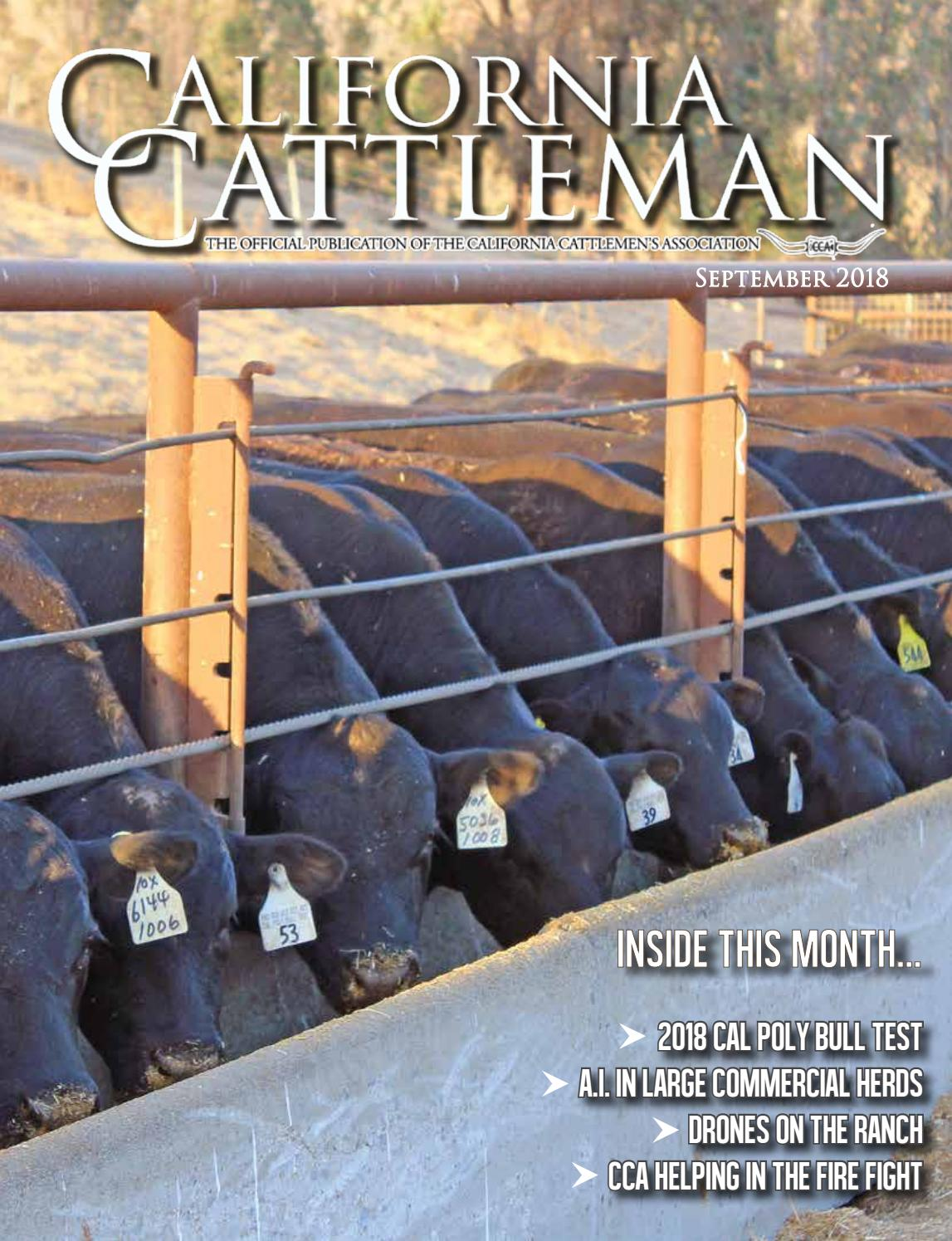 742df3ee51f September 2018 California Cattleman by California Cattleman - issuu