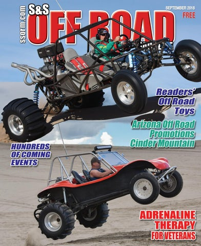 S&S Off Road Magazine September 2018 by S&S Off Road