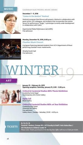 Page 20 of CTSA Winter Highlights