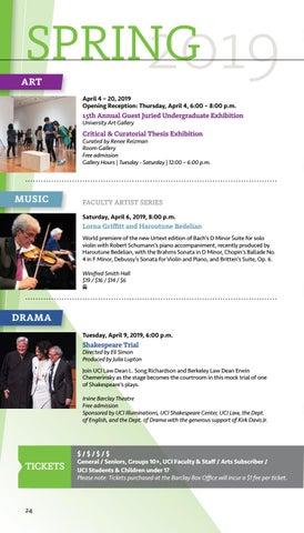 Page 26 of CTSA Spring Highlights