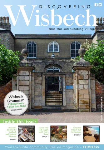 Discovering Wisbech issue 005, September 2018 by Discovering