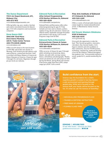 Page 45 of After-School Activities Guide