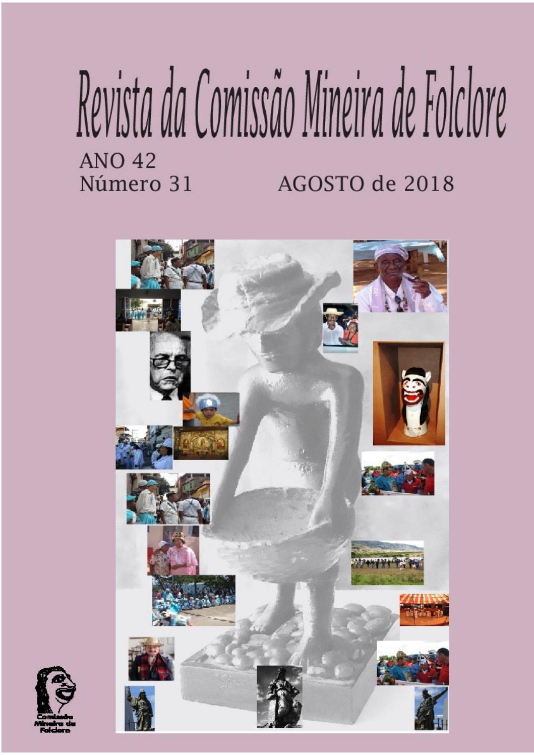 5c698caa1 Revista da Comissão Mineira de Folclore by Comissão Mineira de Folclore -  issuu