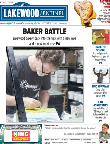 Lakewood Sentinel 0823 By Colorado Community Media Issuu