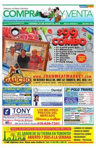 d72216dbb Compra y Venta Edicion  34. 2018 by elcomprayventa - issuu