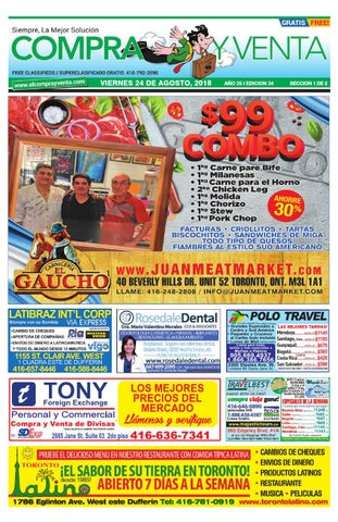 Compra y Venta Edicion  34. 2018 by elcomprayventa - issuu 998c8d2286b19