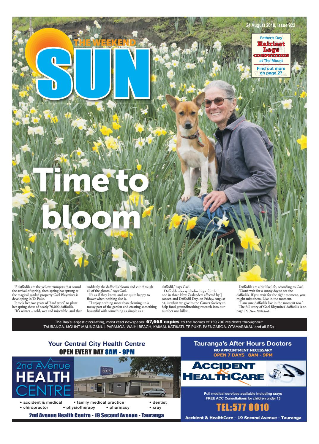 The Weekend Sun - 24 August 2018 by SunLive - issuu 3b9d68c75981