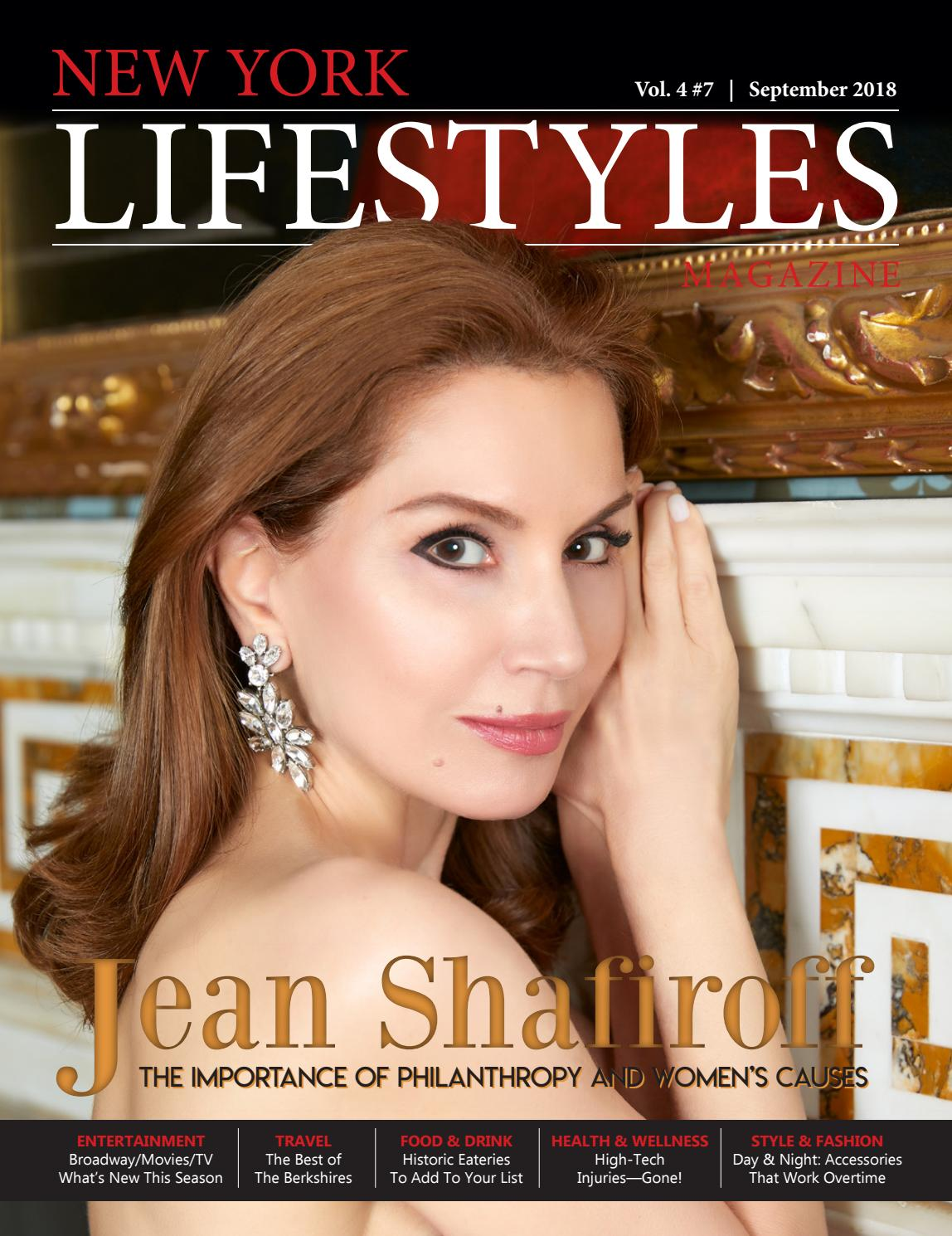 cd939e6f9 New York Lifestyles Magazine - September 2018 by New York Lifestyles  Magazine - issuu