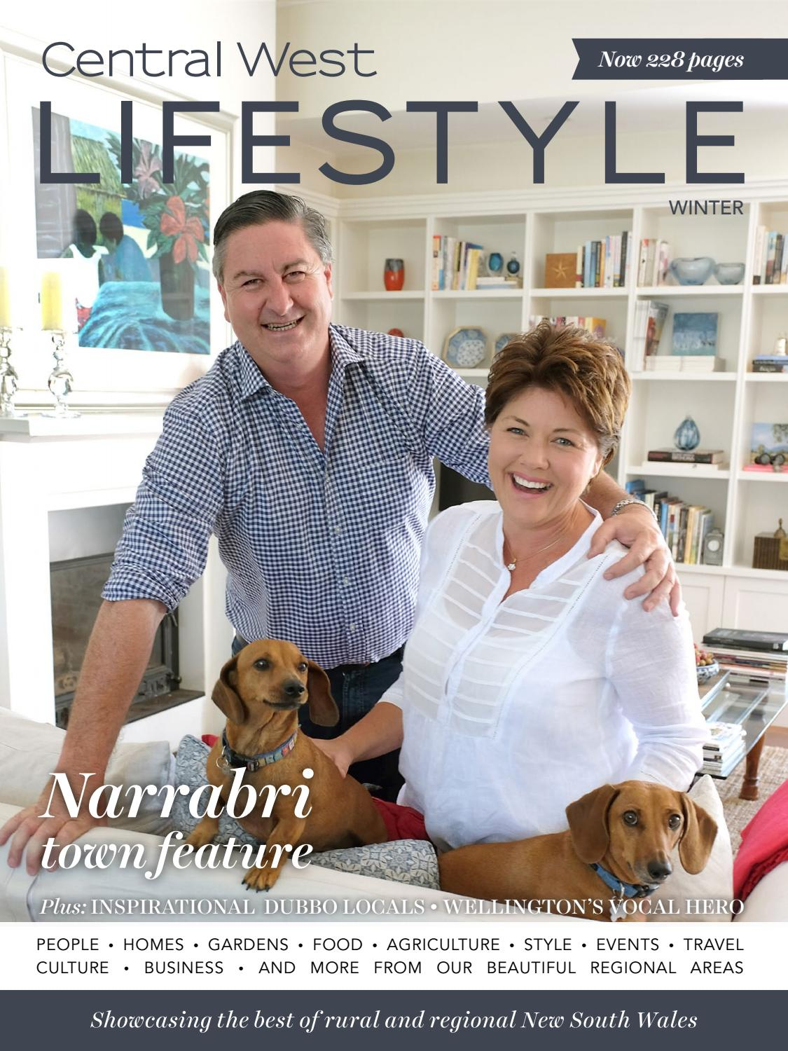 21 Central West Lifestyle | Winter 2018 by Regional Lifestyle