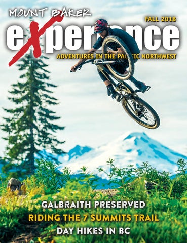 ed8e7ffc7ef Mount Baker Experience, Fall 2018 by Point Roberts Press - issuu