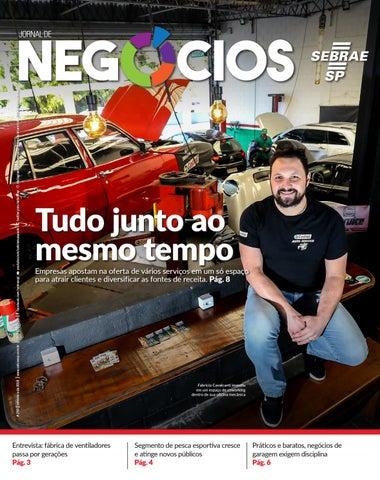 9a9ed789ccb29 Jornal de Negócios - 01 de Setembro de 2018 - 293 by Sebrae-SP - issuu