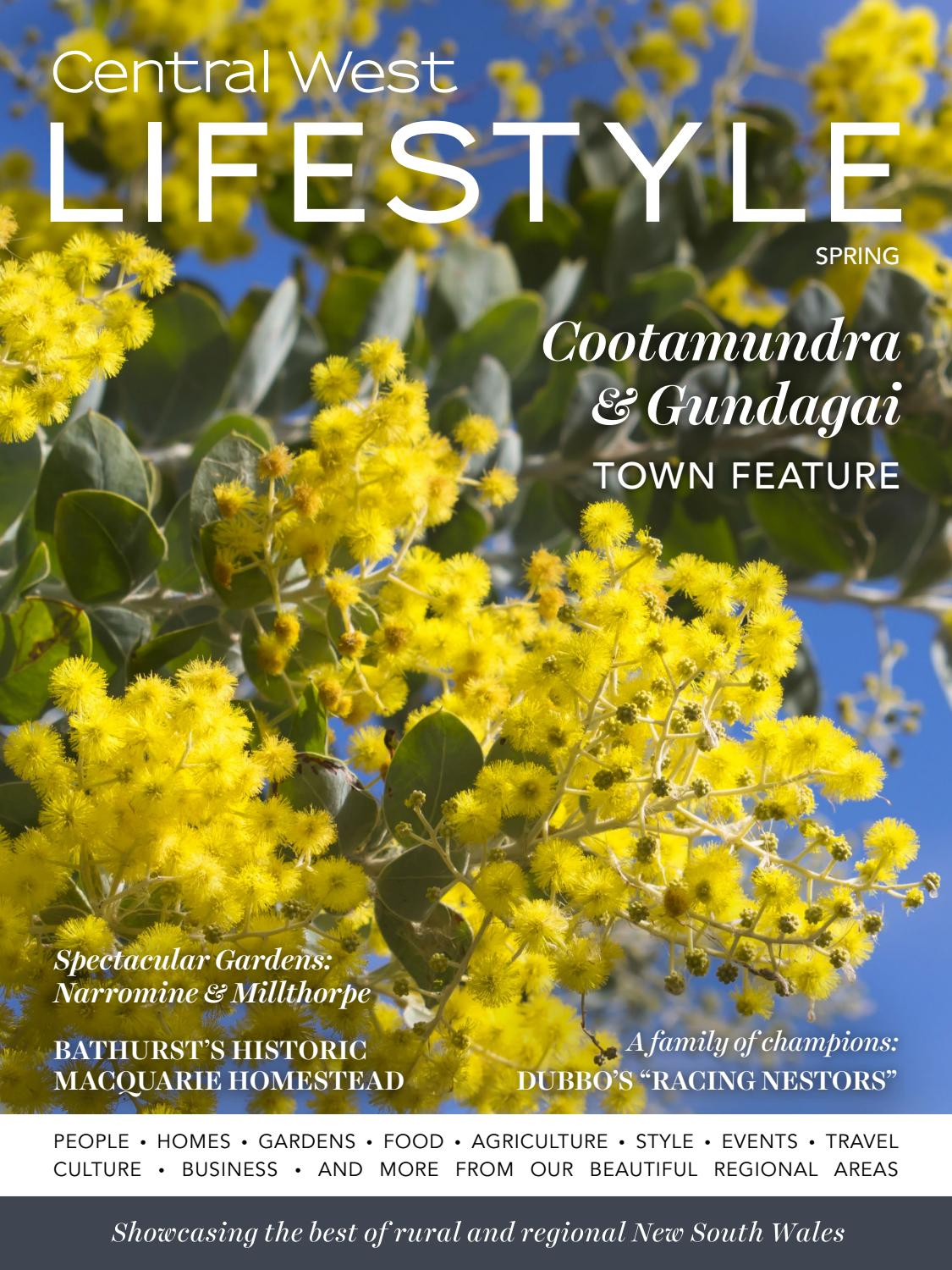 22 Central West Lifestyle Spring 2018 By Element Case Sector Apple Iphone 7 Plus Citron Magazine Issuu