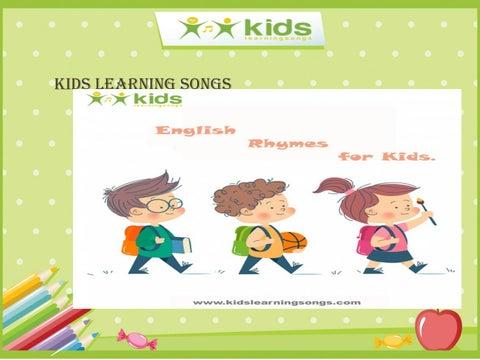 Nursery Songs Free Download by kidslearningsongs839 - issuu