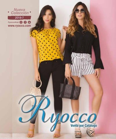 3c23215e00 Nueva Coleccion Ryocco 2018-7 by Ryocco Fashion - issuu