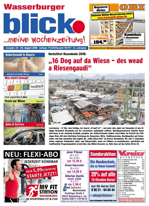 152e3a040aca84 Wasserburger blick - Ausgabe 34