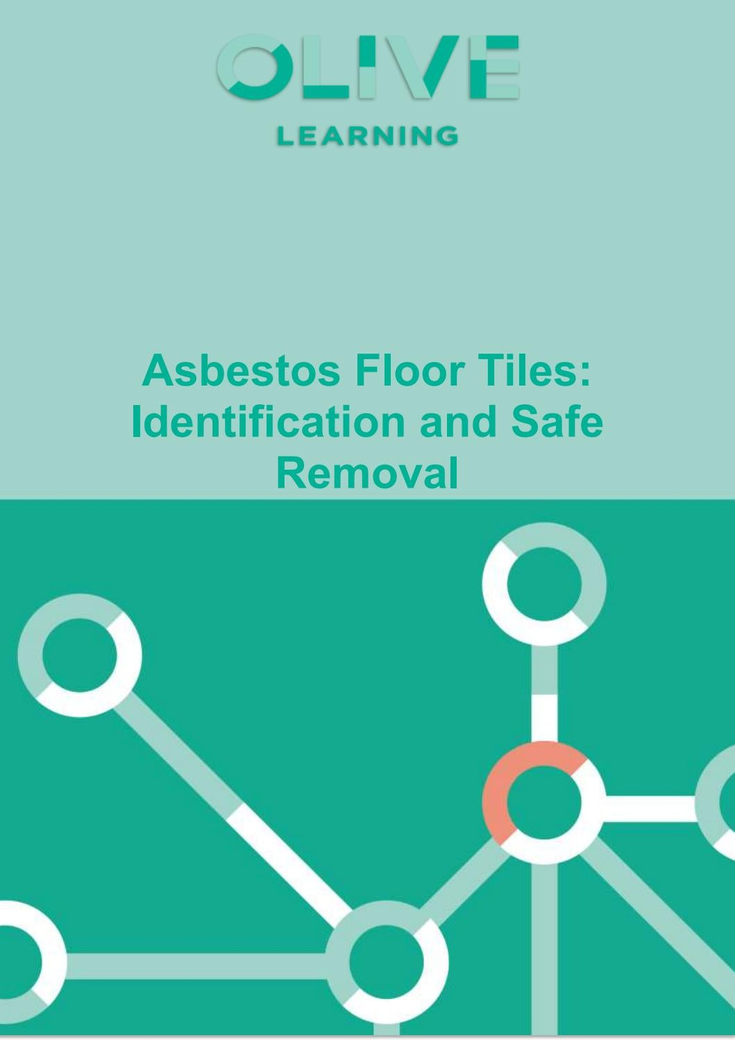 Asbestos Floor Tiles Identification And Safe Removal By