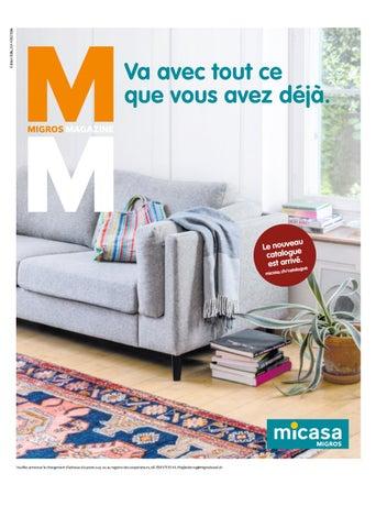 dc2bfd6648 Migros-Magazin-35-2018-f-BL by Migros-Genossenschafts-Bund - issuu