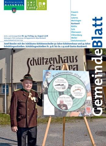 Gemeindeblatt lustenau online dating