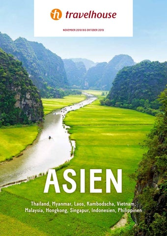 Travelhouse Asien November 18 Bis Oktober 19 By Hotelplan Suisse