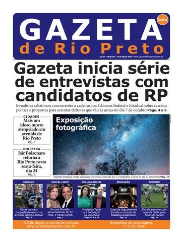 17d25b3041ceb Gazeta de Rio Preto - 24 08 2018 by Social Light - issuu