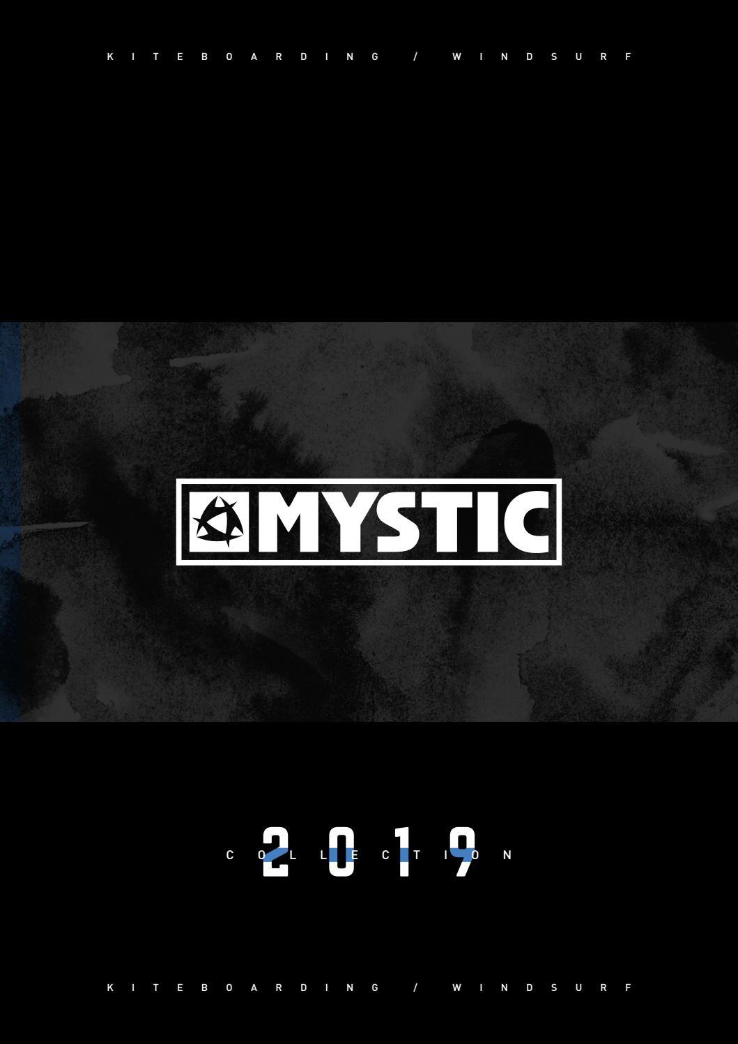 Black Windsurf Impact Vest 2019 Mystic STAR Kite