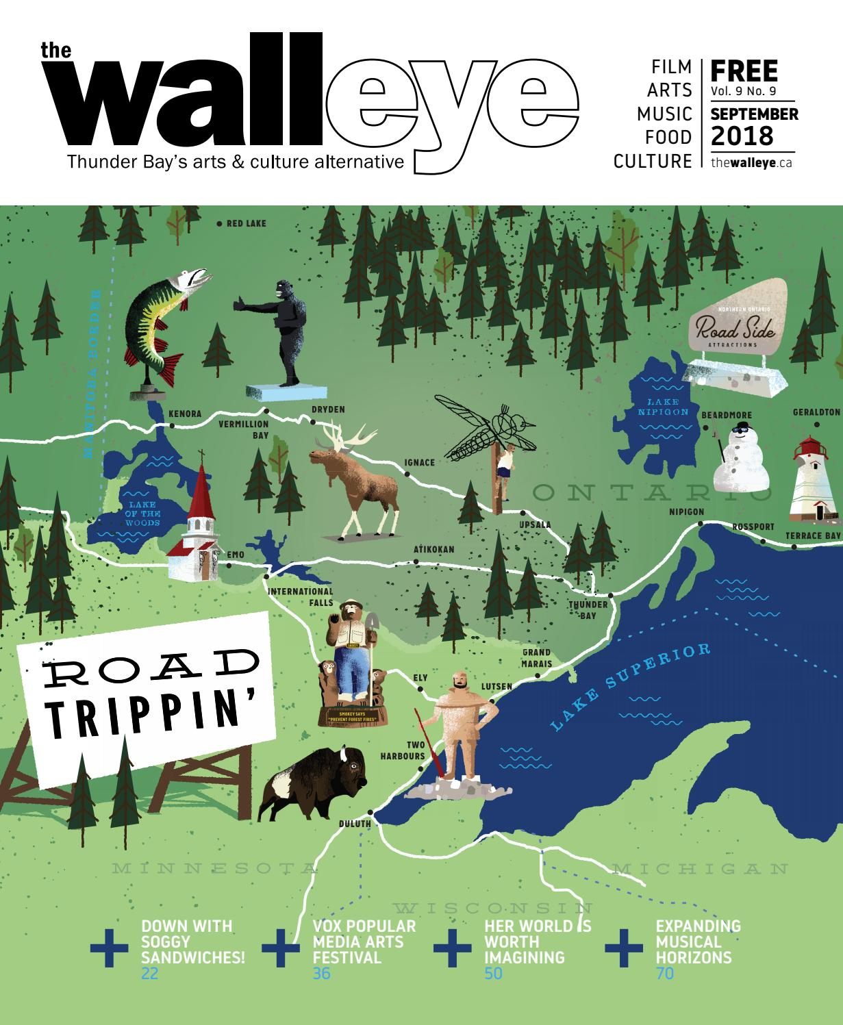 31850935e931 September 2018 by The Walleye Magazine - issuu