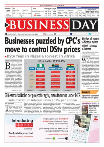 395c7e2bc BusinessDay 24 Aug 2018 by BusinessDay - issuu