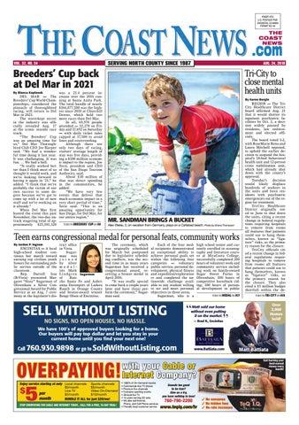171267b7648d The Coast News