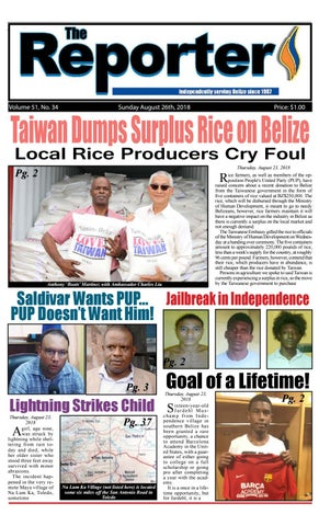 The Reporter August 26 2018 By