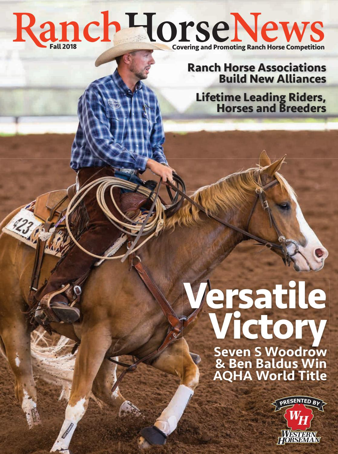 Ranch Horse News By Cowboy Publishing Group Issuu