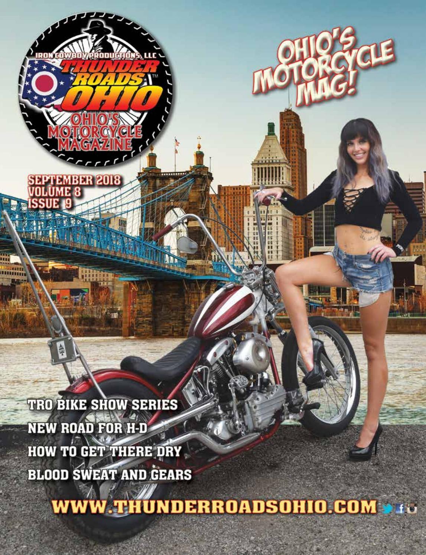Thunder Roads Ohio September 2018 By Magazine Issuu 1983 Honda Shadow Bagger Motorcycle