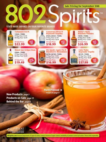 802 Spirits September 2018 By Mclean Communications Issuu