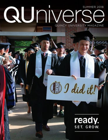 QUniverse Summer 2018 by Quincy University - issuu