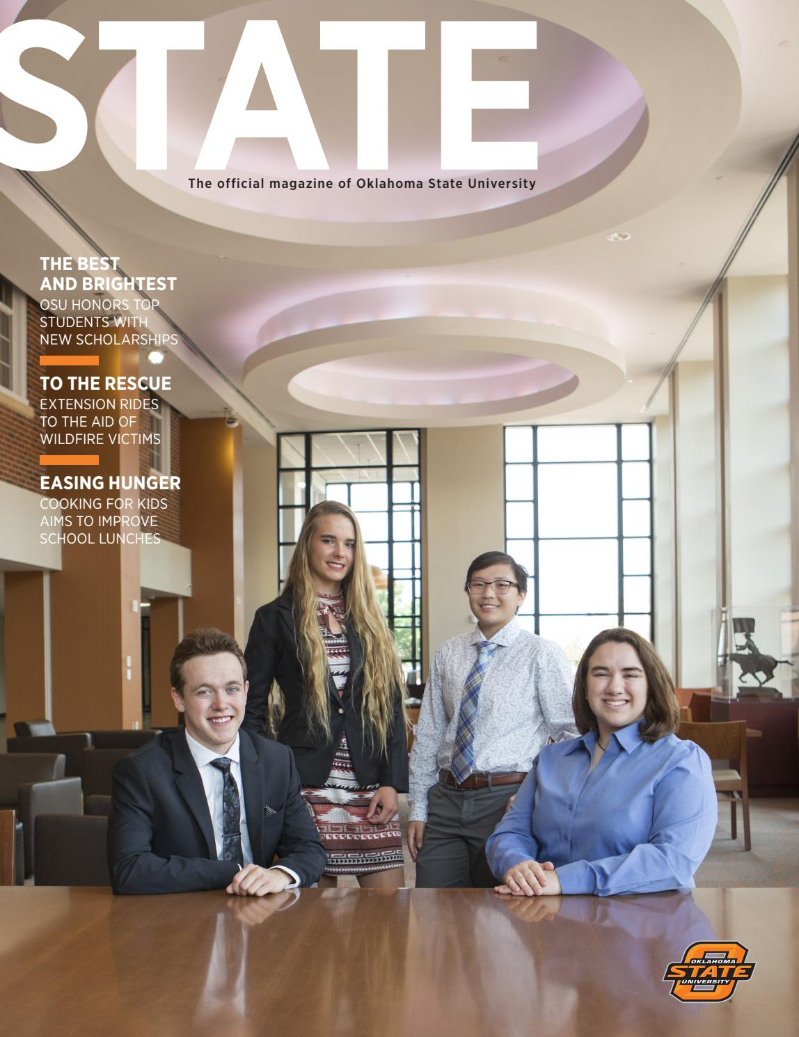 8bb67120a66a STATE Magazine by Oklahoma State - issuu