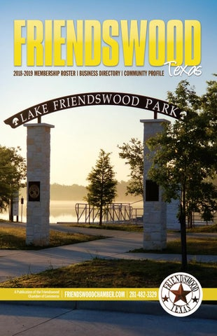 Friendswood TX Community Profile by Town Square Publications, LLC