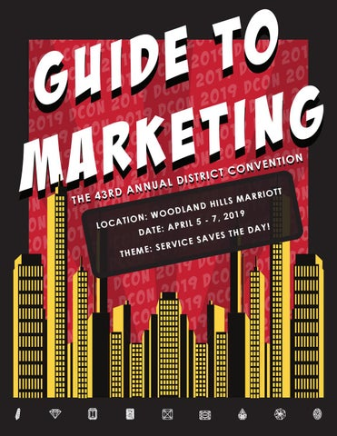 Guide to Marketing DCON 2019 by Angela Batoon - issuu