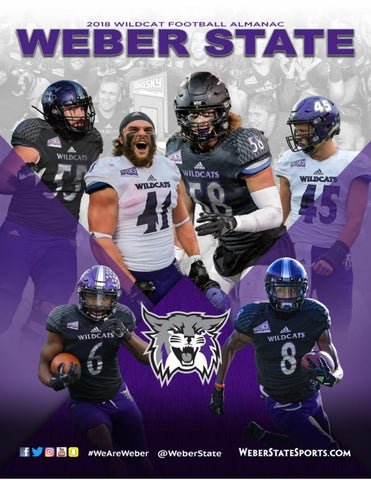 ce5211e2a 2018 Weber State Football Almanac by Weber State Athletic ...